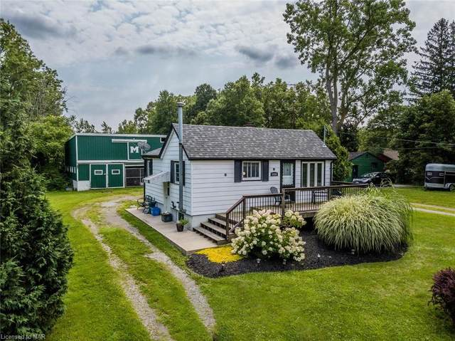 5584 Ramsey Road, Niagara Falls, ON L2G 0C6 (MLS #40147175) :: Forest Hill Real Estate Collingwood