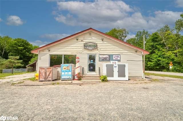 2049 Highway 118 E, Bracebridge, ON P1L 1X1 (MLS #40147215) :: Forest Hill Real Estate Collingwood
