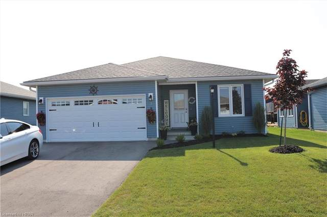 3 Windward Way S, Goderich, ON N7A 0B8 (MLS #40147242) :: Forest Hill Real Estate Collingwood
