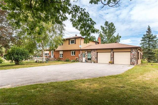167 6 COUNTY Road S, Tiny, ON L0L 2J0 (MLS #40147271) :: Forest Hill Real Estate Collingwood