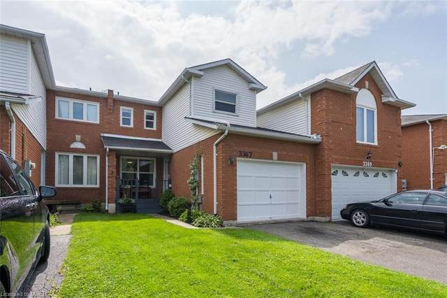 3367 Nighthawk Trail, Mississauga, ON L5N 6G5 (MLS #40147283) :: Forest Hill Real Estate Collingwood