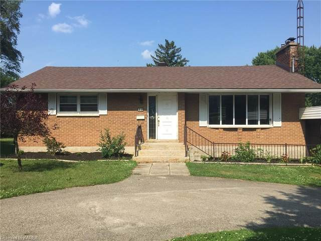 23 Mill Street, Athens, ON K0E 1B0 (MLS #40147300) :: Forest Hill Real Estate Collingwood