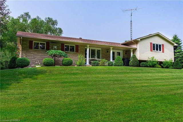 325 St. George Road, St. George, ON N0E 1N0 (MLS #40147307) :: Forest Hill Real Estate Collingwood