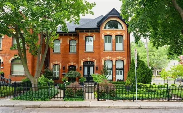 186 Duke Street, Hamilton, ON L8P 1Y2 (MLS #40147311) :: Envelope Real Estate Brokerage Inc.