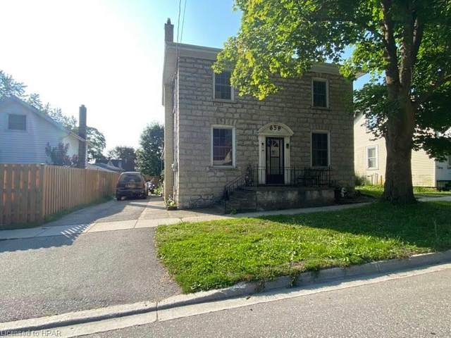 659 Turnberry Street, Brussels, ON N0G 1H0 (MLS #40147339) :: Forest Hill Real Estate Collingwood