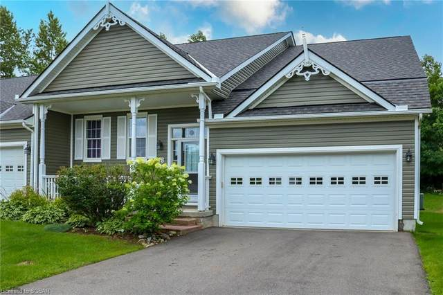 48 Green Briar Drive, Collingwood, ON L9Y 5H9 (MLS #40147340) :: Forest Hill Real Estate Collingwood