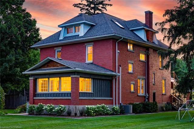 123 Hillcrest Court, Clarksburg, ON N0H 1J0 (MLS #40147350) :: Forest Hill Real Estate Collingwood