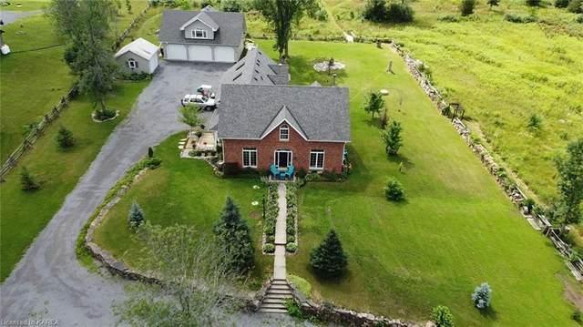 68 Wartman Road, Newburgh, ON K0K 2S0 (MLS #40147370) :: Forest Hill Real Estate Collingwood