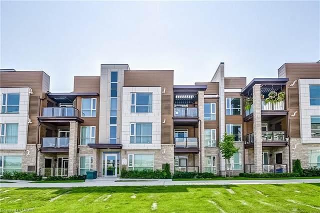 2370 Khalsa Gate #303, Oakville, ON L6M 1P5 (MLS #40147404) :: Envelope Real Estate Brokerage Inc.