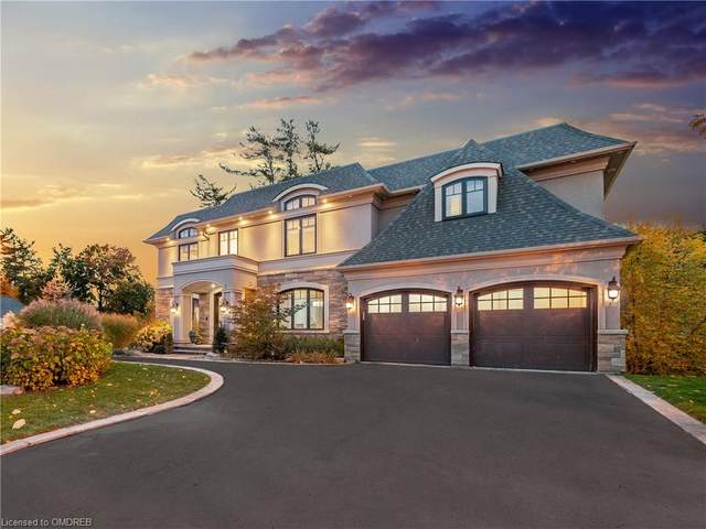 8 Lambert Common, Oakville, ON L6K 0H6 (MLS #40147417) :: Forest Hill Real Estate Collingwood