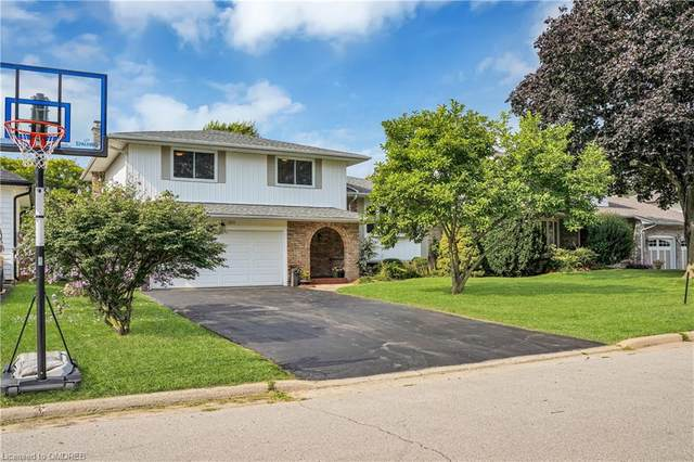 253 Sunrise Crescent, Oakville, ON L6L 3L4 (MLS #40147419) :: Envelope Real Estate Brokerage Inc.