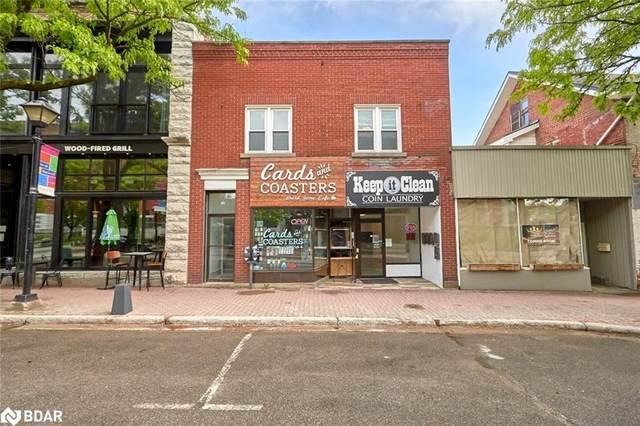 31 Mississaga Street W, Orillia, ON L3V 3A5 (MLS #40147421) :: Forest Hill Real Estate Collingwood