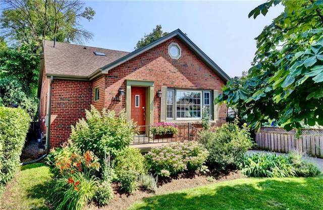 140 Herald Avenue, Oakville, ON L6K 1S2 (MLS #40147428) :: Forest Hill Real Estate Collingwood