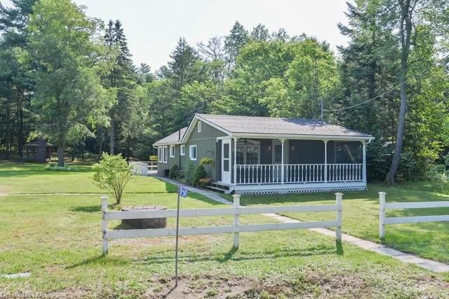 1054 Springdale Park Road, Bracebridge, ON P1L 1W9 (MLS #40147437) :: Forest Hill Real Estate Collingwood