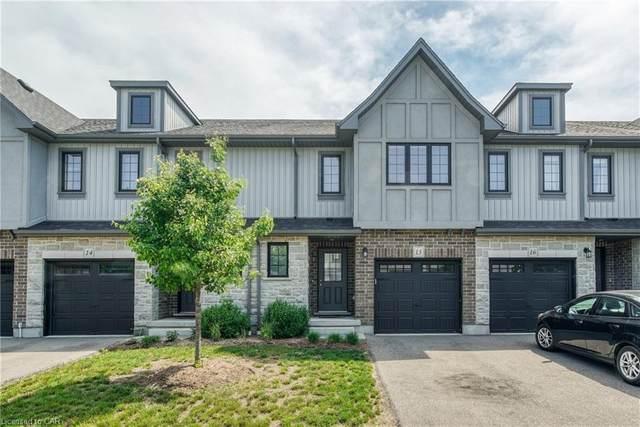 625 Blackbridge Road #15, Cambridge, ON N0B 1M0 (MLS #40147472) :: Forest Hill Real Estate Collingwood