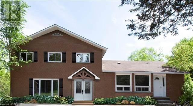 489 Park Street, Victoria Harbour, ON L0K 2A0 (MLS #40147490) :: Forest Hill Real Estate Collingwood