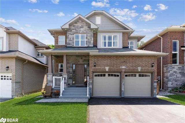 3017 Stone Ridge Boulevard, Orillia, ON L3V 6H2 (MLS #40147503) :: Forest Hill Real Estate Collingwood