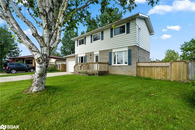 249 Valleyfield Crescent, Stayner, ON L0M 1S0 (MLS #40147505) :: Forest Hill Real Estate Collingwood