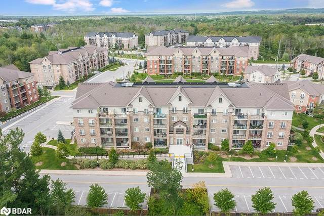 45 Ferndale Drive S #404, Barrie, ON L4N 5W7 (MLS #40147508) :: Forest Hill Real Estate Collingwood