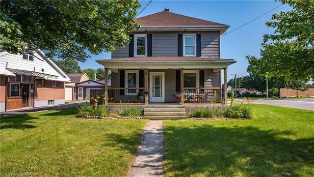 31 Sanders Street, Tillsonburg, ON N4G 1H7 (MLS #40147536) :: Forest Hill Real Estate Collingwood