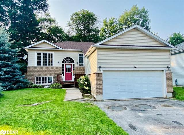 62 Anderson Crescent, Victoria Harbour, ON L0K 2A0 (MLS #40147541) :: Forest Hill Real Estate Collingwood