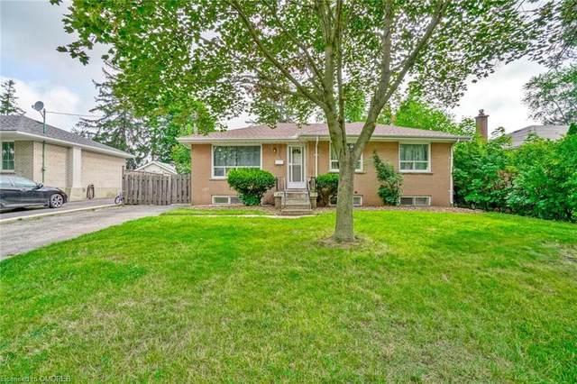 569 Taplow Crescent, Oakville, ON L6L 4V9 (MLS #40147542) :: Envelope Real Estate Brokerage Inc.