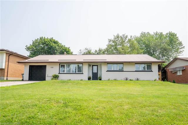 52 Hillcrest Drive, Exeter, ON N0M 1S3 (MLS #40147599) :: Forest Hill Real Estate Collingwood