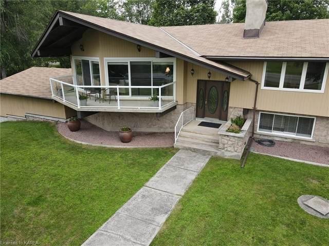 5166 County Road #2 Road, Gananoque, ON K7G 2V5 (MLS #40147697) :: Forest Hill Real Estate Collingwood