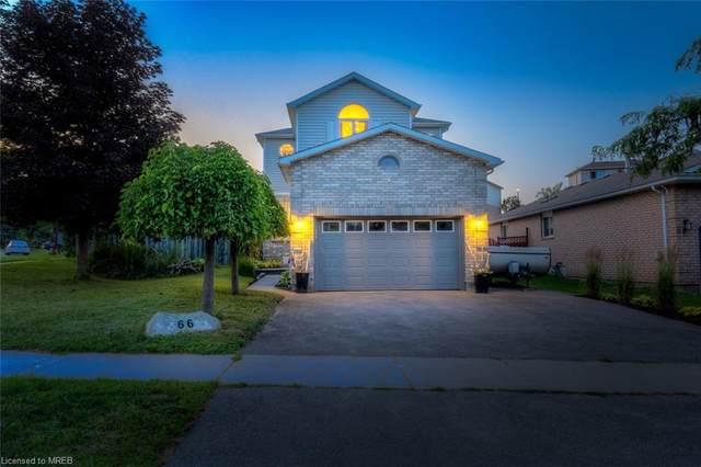 66 Eastview Crescent, Orangeville, ON L9W 4X4 (MLS #40147710) :: Forest Hill Real Estate Collingwood