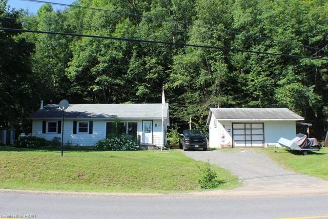 383 Chemaushgon Road, Bancroft, ON K0L 1C0 (MLS #40147719) :: Forest Hill Real Estate Collingwood