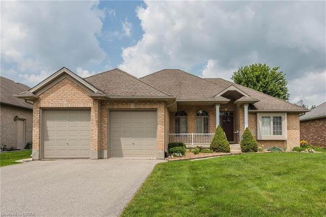 74 Tarry Parkway, Aylmer, ON N5H 3H8 (MLS #40147759) :: Forest Hill Real Estate Collingwood