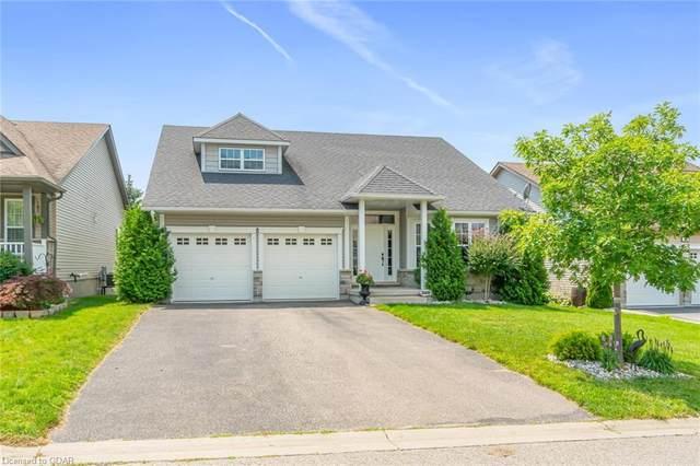 300 Ridge Top Crescent, Rockwood, ON N0B 2K0 (MLS #40147769) :: Forest Hill Real Estate Collingwood