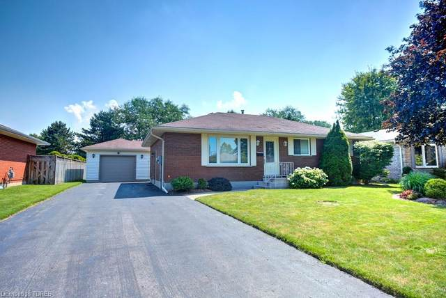 6 Denrich Avenue, Tillsonburg, ON N4G 4W2 (MLS #40147788) :: Forest Hill Real Estate Collingwood