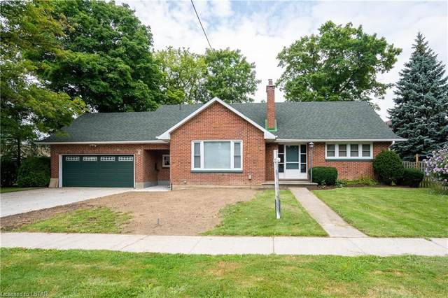 20 Victoria Street E, Exeter, ON N0M 1S1 (MLS #40147797) :: Forest Hill Real Estate Collingwood