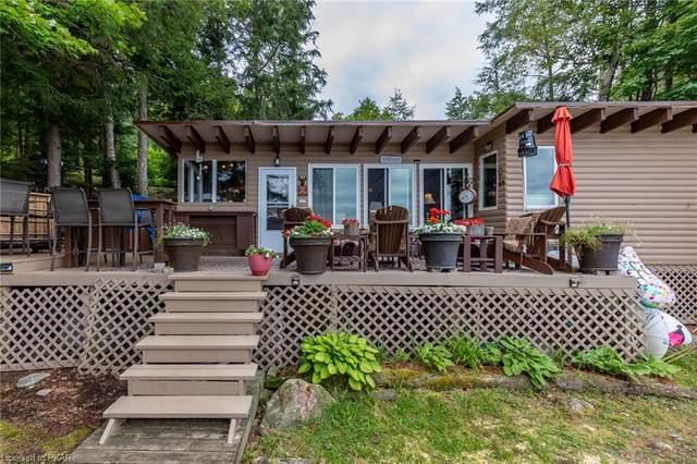 4 Fire 214C, Buckhorn, ON K0L 1J0 (MLS #40147828) :: Forest Hill Real Estate Collingwood