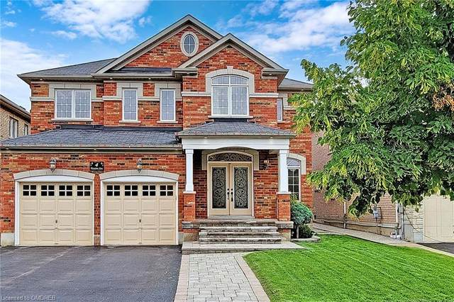4 Messina Avenue, Brampton, ON L6Y 0M6 (MLS #40147837) :: Envelope Real Estate Brokerage Inc.
