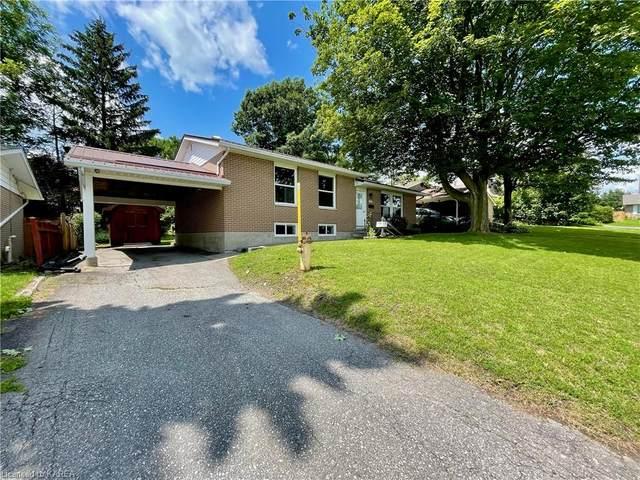 22 Convay Crescent, Brockville, ON K6V 5A1 (MLS #40147850) :: Forest Hill Real Estate Collingwood