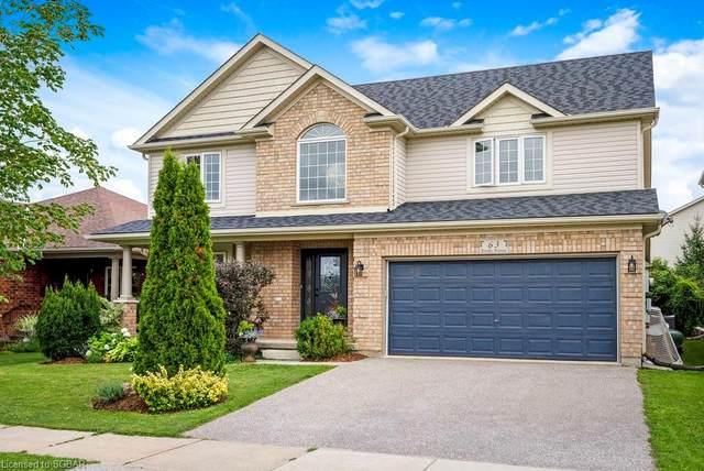 63 Brooke Avenue, Collingwood, ON L9Y 0C5 (MLS #40147853) :: Forest Hill Real Estate Collingwood
