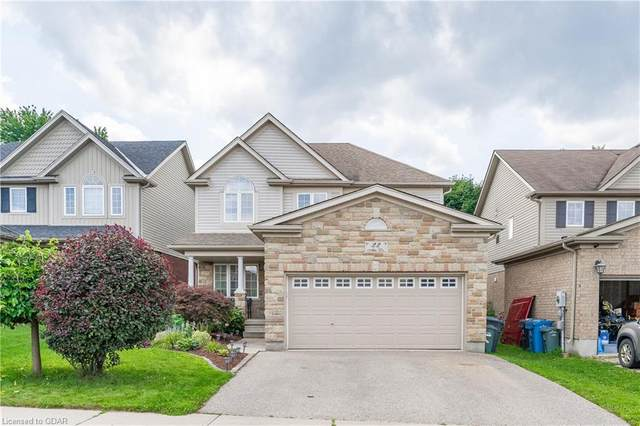 22 Atto Drive, Guelph, ON N1E 0E4 (MLS #40147875) :: Forest Hill Real Estate Collingwood