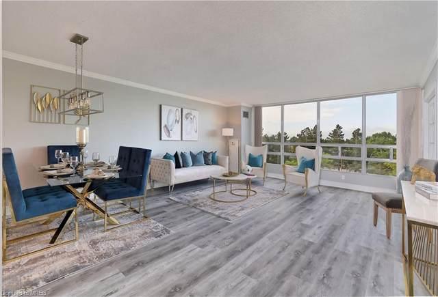 310 Mill Street S #406, Brampton, ON L6Y 3B1 (MLS #40147892) :: Envelope Real Estate Brokerage Inc.