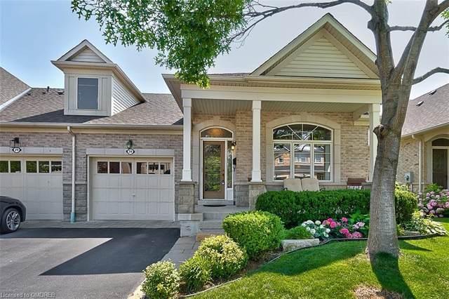 4241 Sarazen Drive #28, Burlington, ON L7M 5B7 (MLS #40147897) :: Forest Hill Real Estate Collingwood