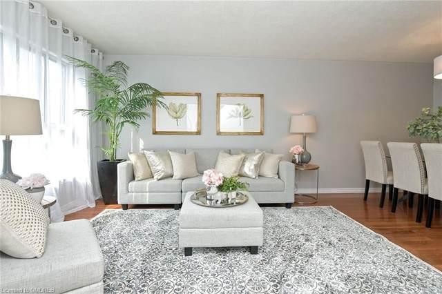 148 Fleetwood Crescent, Brampton, ON L6T 2E6 (MLS #40147928) :: Envelope Real Estate Brokerage Inc.