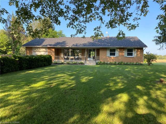 154 Batteaux Sideroad, Clearview, ON L0M 1P0 (MLS #40147950) :: Forest Hill Real Estate Collingwood