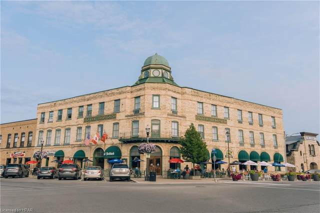 92 Courthouse Square, Goderich, ON N7A 1M9 (MLS #40147953) :: Forest Hill Real Estate Collingwood