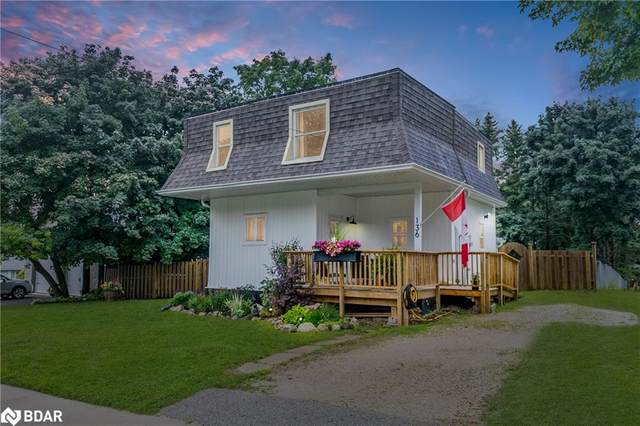 136 Isla Street, Markdale, ON N0C 1H0 (MLS #40147954) :: Forest Hill Real Estate Collingwood