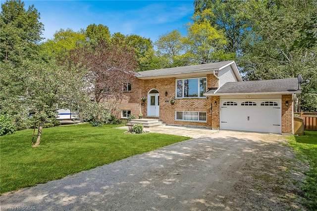 55 Elizabeth Street, Victoria Harbour, ON L0K 2A0 (MLS #40147980) :: Forest Hill Real Estate Collingwood