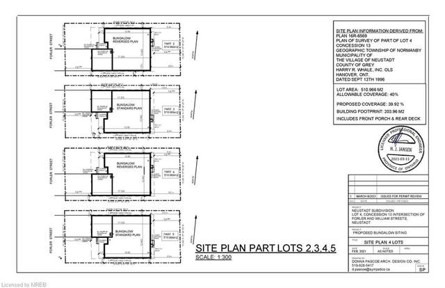 0 Forler  Lot 3 Street, Neustadt, ON N0G 2M0 (MLS #40147997) :: Forest Hill Real Estate Collingwood