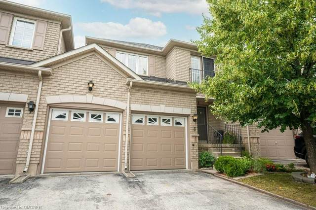 1290 Heritage Way #6, Oakville, ON L6M 4M4 (MLS #40148002) :: Forest Hill Real Estate Collingwood