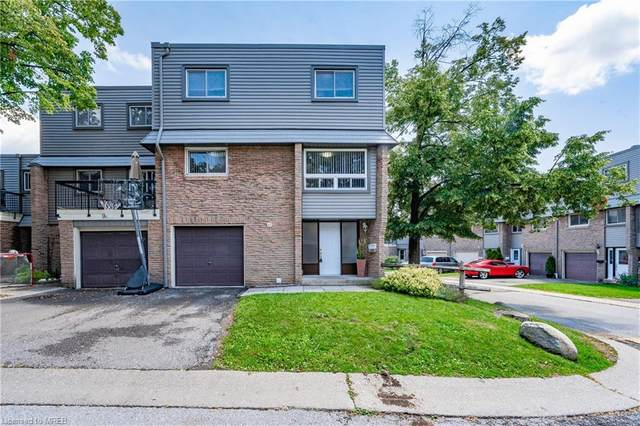 2315 Bromsgrove Road #93, Mississauga, ON L5J 4A6 (MLS #40148017) :: Forest Hill Real Estate Collingwood
