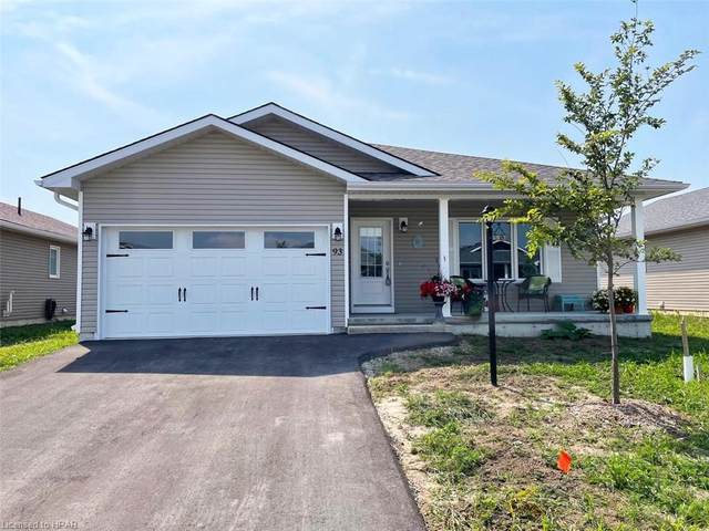 93 Lake Breeze Drive, Goderich, ON N7A 0B9 (MLS #40148024) :: Forest Hill Real Estate Collingwood